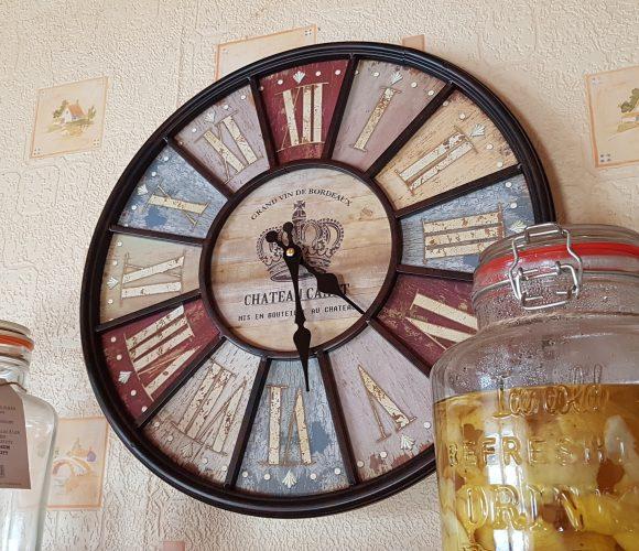 J'ai testé pour vous horloge de cuisine