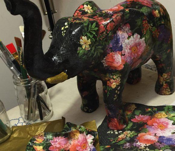 Fleur l'Eléphante 🖤