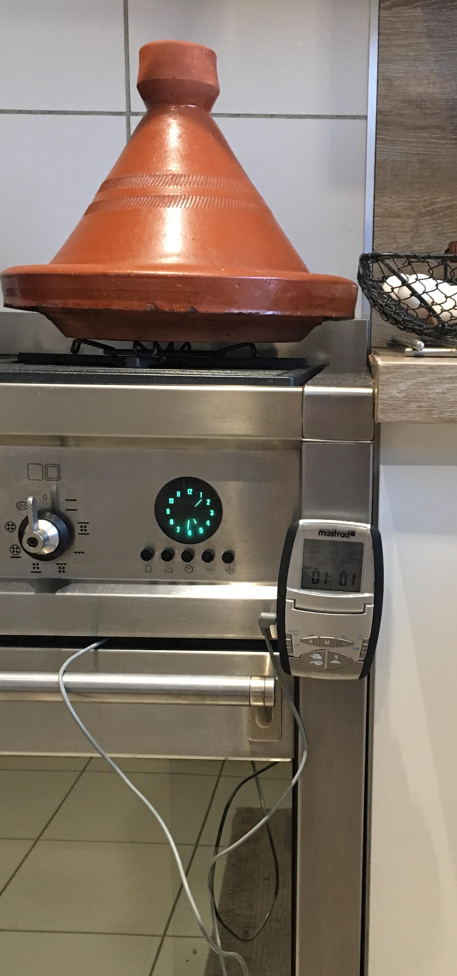 J'ai testé pour vous thermo-sonde de cuisson Mastrad