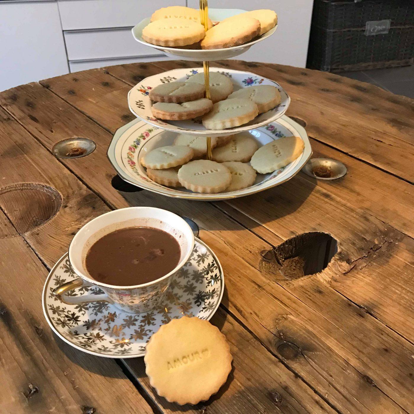 J'ai testé pour vous sCRAPCOOKING - Kit messages pour biscuit