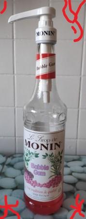 J'ai testé pour vous mONIN – Pompe pour sirop