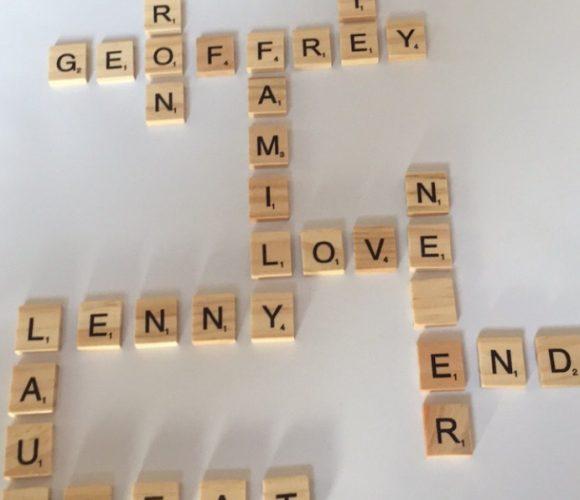 J'ai testé pour vous aRTEMIO Lettres en bois Scrabble 2×2