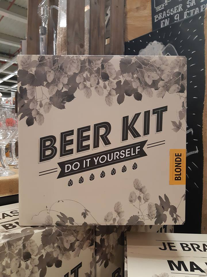 BEER KIT DO IT YOURSELF
