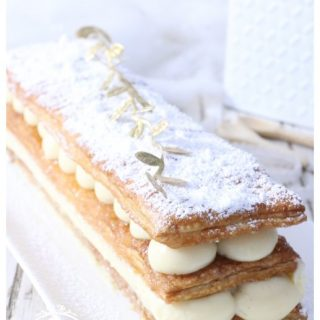 Mille feuille rapide