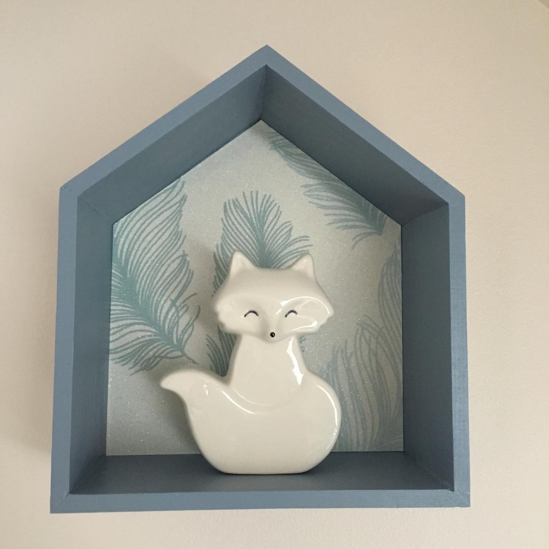 J'ai testé pour vous le renard blanc en porcelaine 11cm
