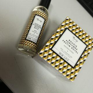 J'ai testé pour vous bougie et parfum d'interieur Baija