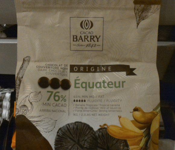J'ai testé pour vous chocolat équateur