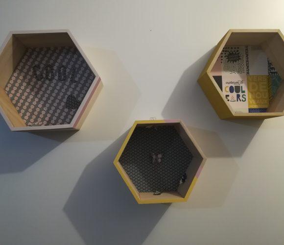 J'ai testé pour vous atelier étagère en bois à costumiser