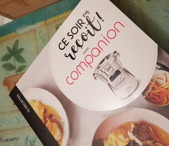 J'ai testé pour vous le livre «Ce soir on reçoit avec companion»