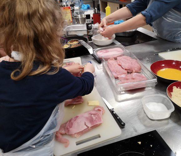 Atelier «je cuisine pour la famille»