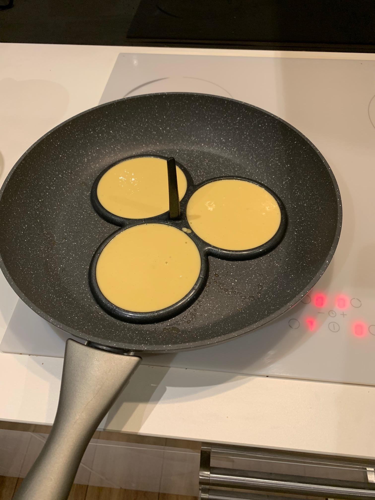 J'ai testé pour vous ustensile blinis et pancake en silicone