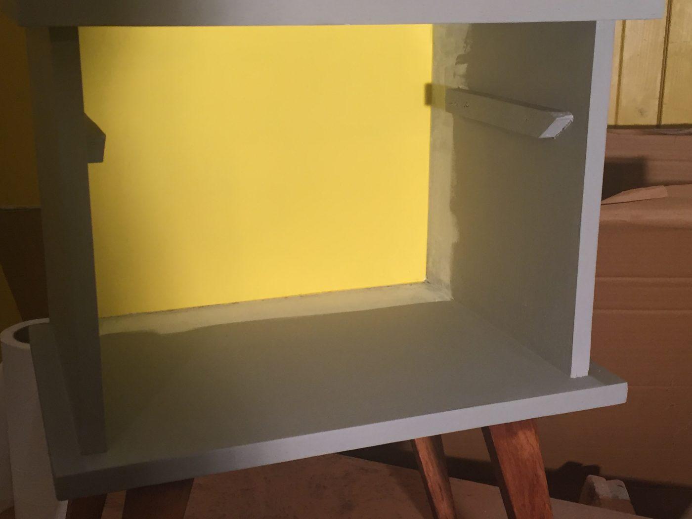 The Little Shop Peinture j'ai testé pour vous la peinture little shop sigmund jaune