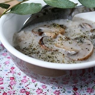 Soupe asiatique