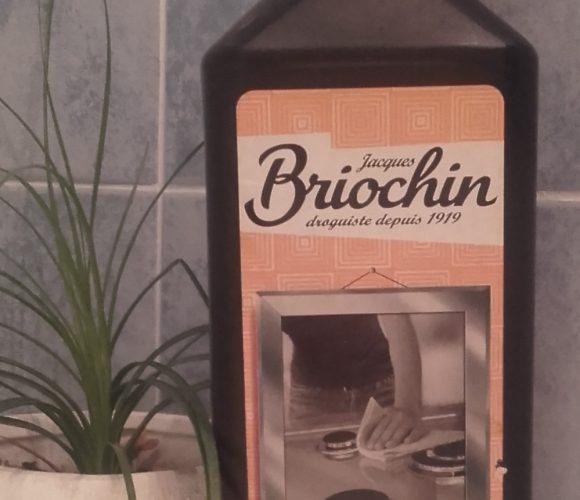 J'ai testé pour vous bRIOCHIN – Nettoyant pour cuisine super décapant