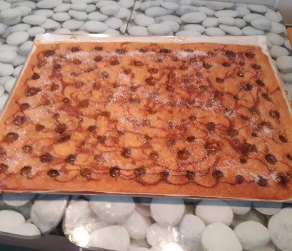 Biscuit aux griottes  simple rapide et délicieux !!!