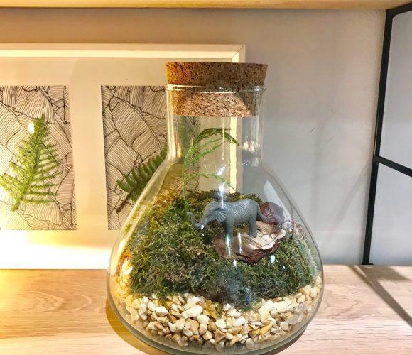 Nature en bouteille