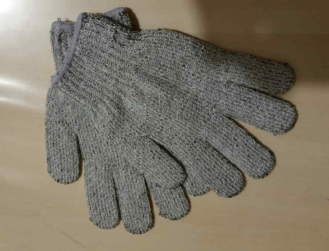 Mes gants exfoliants incontournables du moment