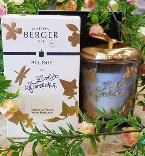 Ma Bougie Parfumée Lolita Lempicka