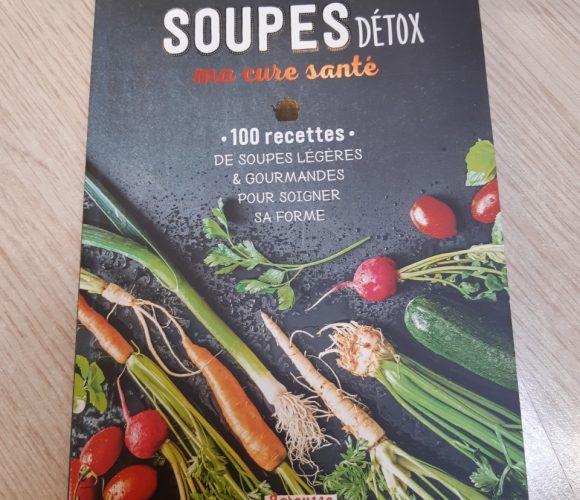 Livre Soupe Détox