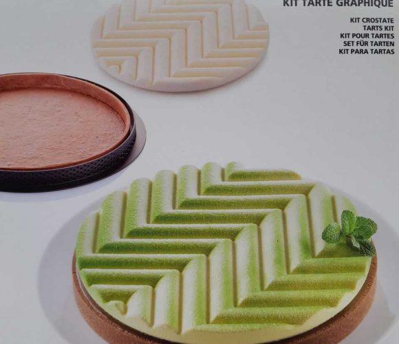 Kit tarte graphique