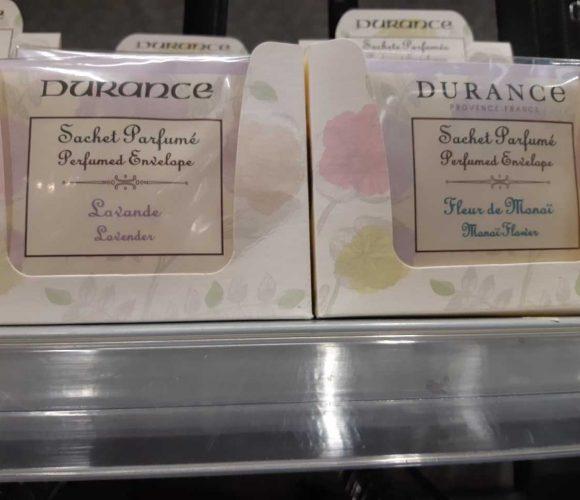 Sachets parfumés Durance