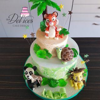 jungle's cake