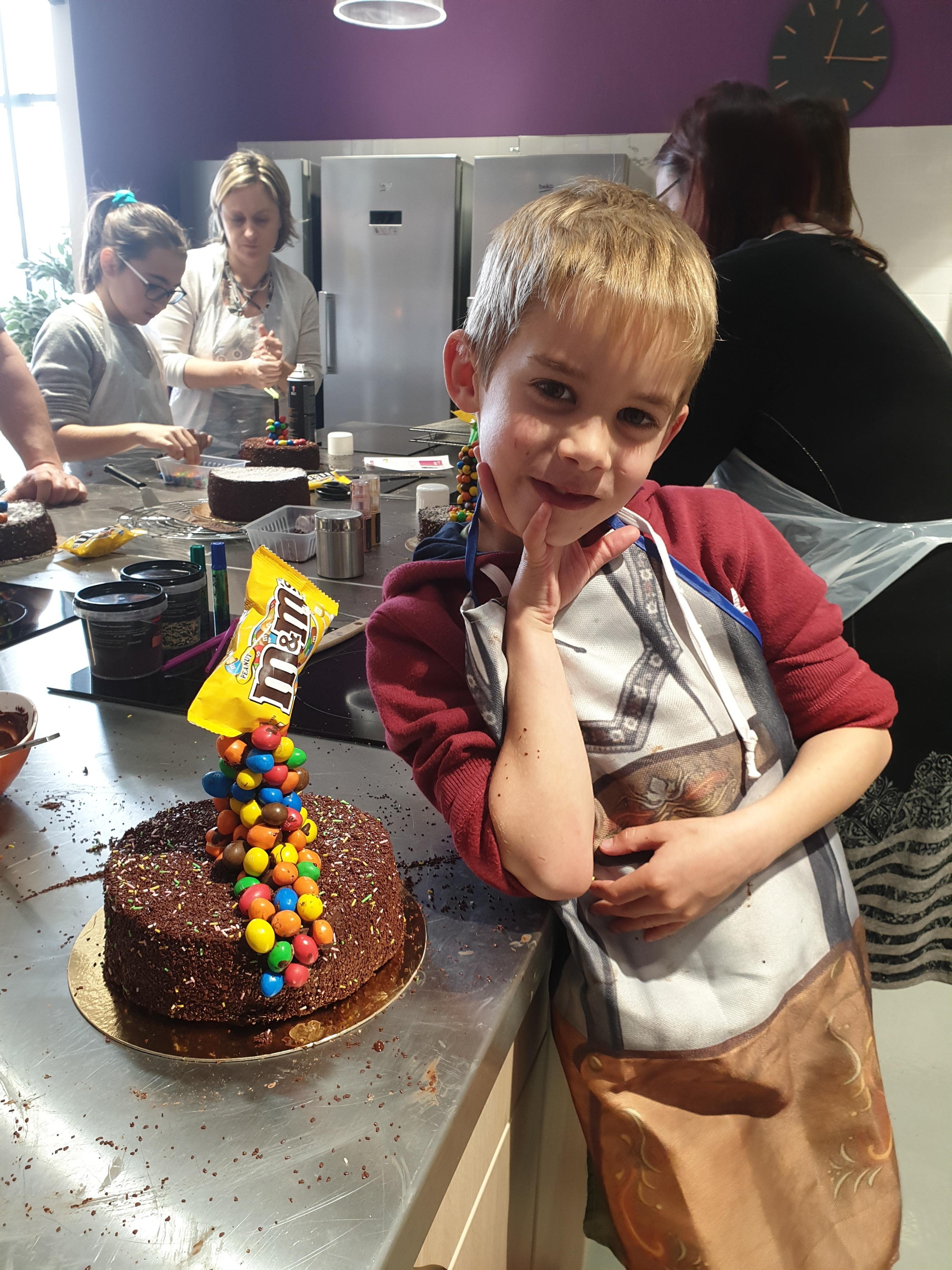 J'ai testé pour vous aTELIER GRAVITY CAKE