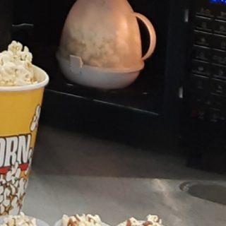 J'ai testé pour vous le cuiseur pop corn micro onde