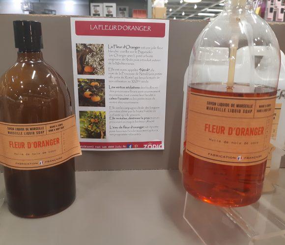 J'ai testé pour vous le savon de Marseille Fleur d'Oranger