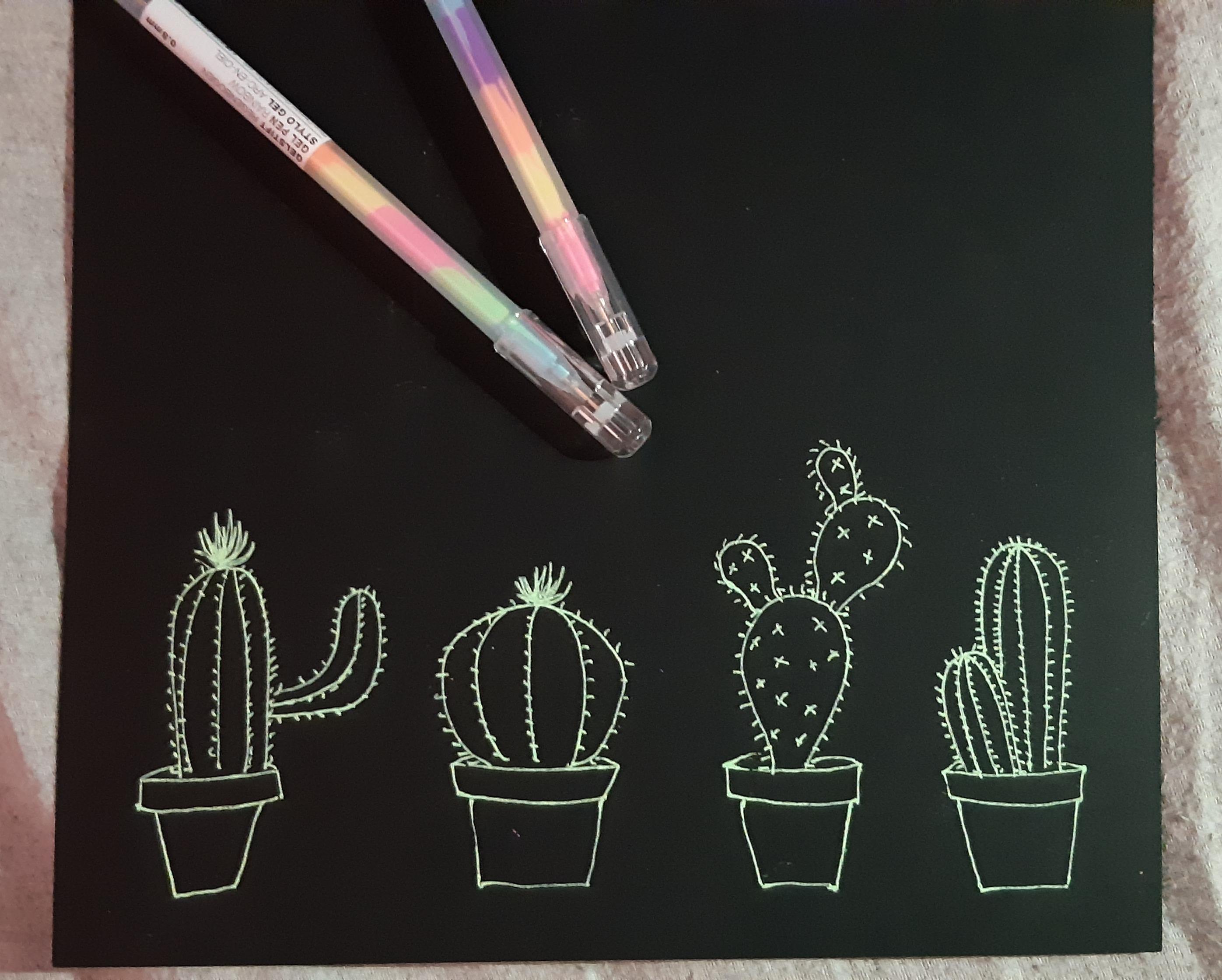 J'ai testé pour vous les stylos gel Rainbow Pastel de Paper Poetry
