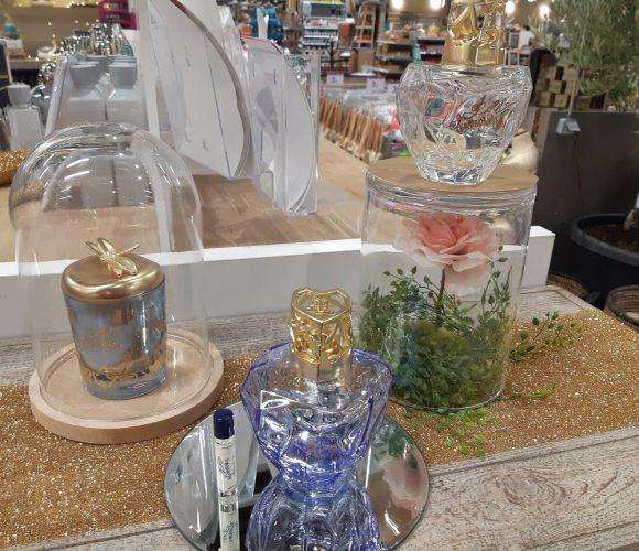 La lampe berger au doux parfum «Lolita Lempicka»