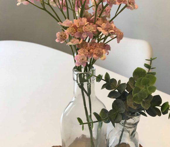 J'ai testé pour vous pic bouquet d'eucalyptus vert h20cm