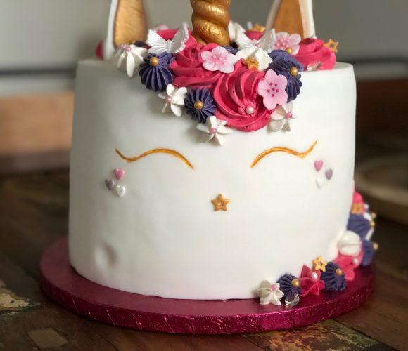 Layer Cake Licorne 🦄