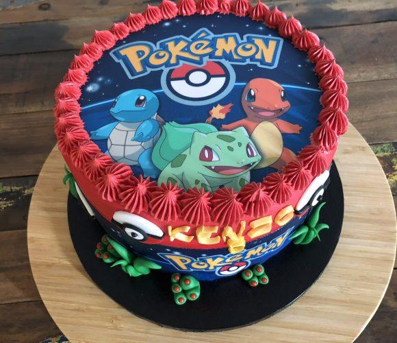 Layer Cake Pokémon
