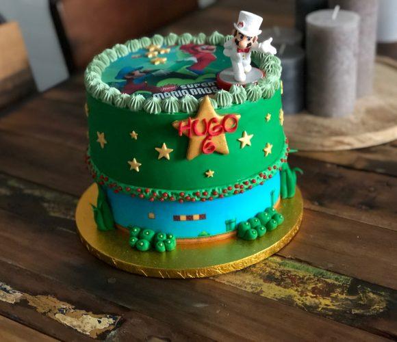 Layer Cake Mario Bros
