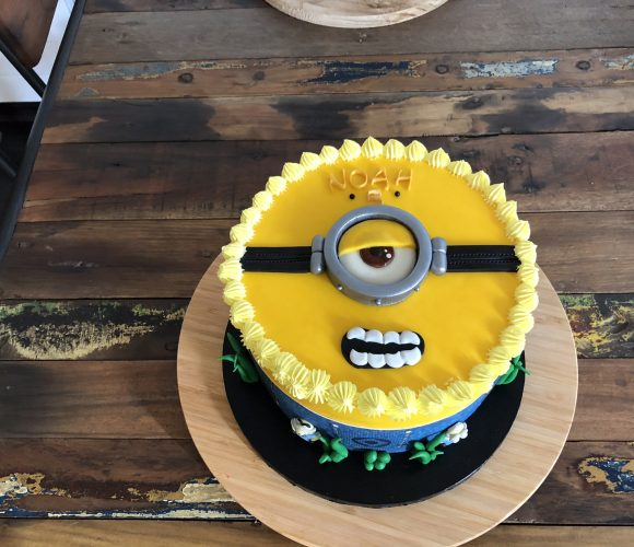 Layer Cake Minion