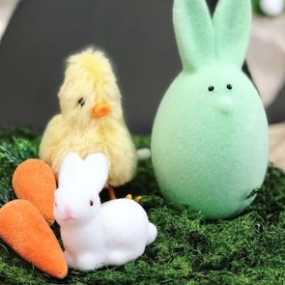 Jolies décos de Pâques !