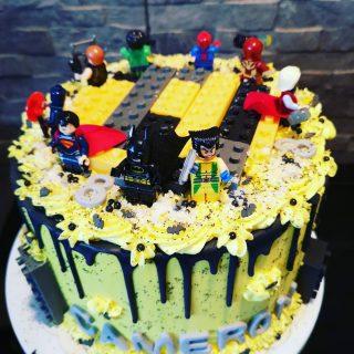 Gâteau légo