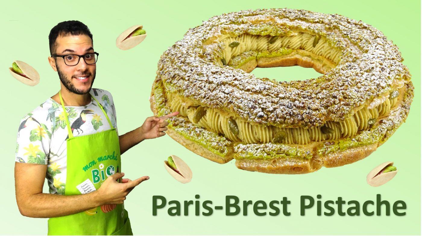 PARIS BREST PISTACHE