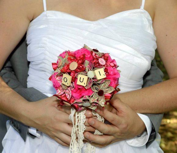 Mon bouquet de mariée