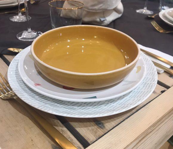 J'ai testé pour vous l'assiette calotte curry