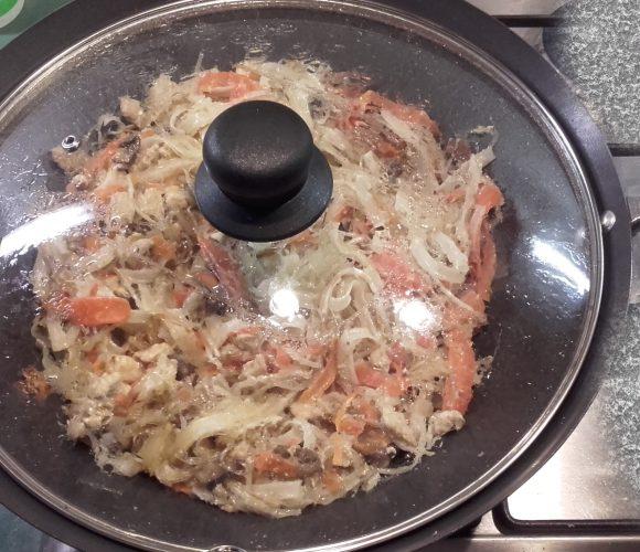 J'ai testé pour vous couvercle verre bouton bakelite 32 cm pour wok idéal