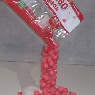 J'ai testé pour vous pATISDECOR - Pate à sucre prête à dérouler blanc rectangle Gravity cake TAGADA