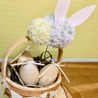 Mon petit panier de Pâques !