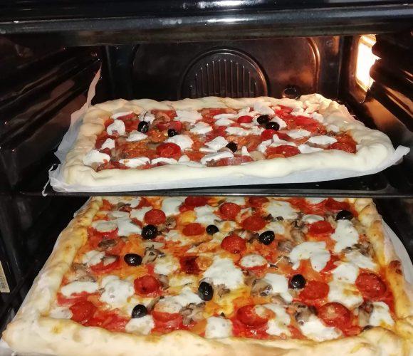 Pate a pizza