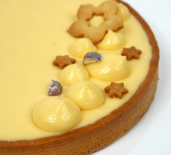 Tarte Citron Praliné Noisette
