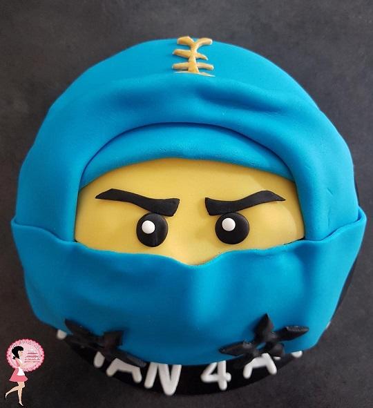 Gâteau Lego Ninjago Jay
