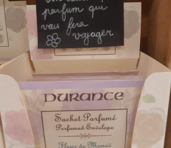 J'ai testé pour vous sachet parfumé Durance