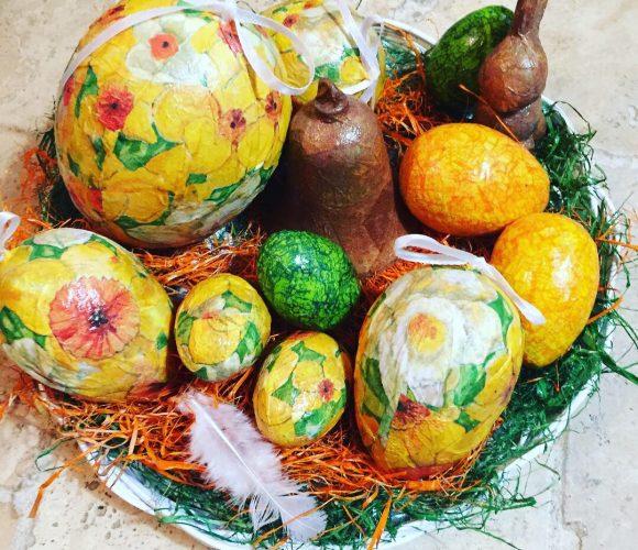 Panier Pâques 🐣
