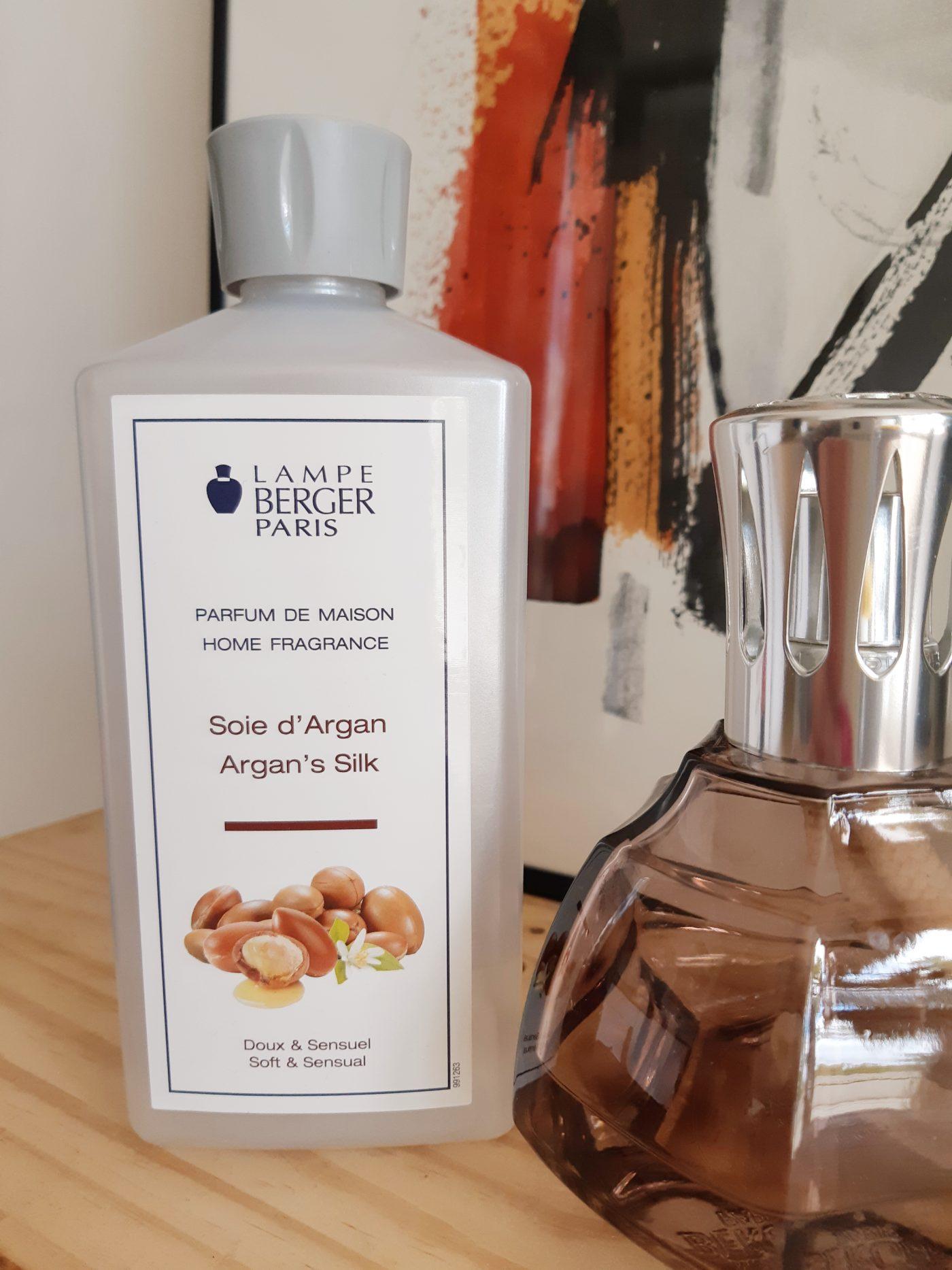 Le parfum Lampe Berger
